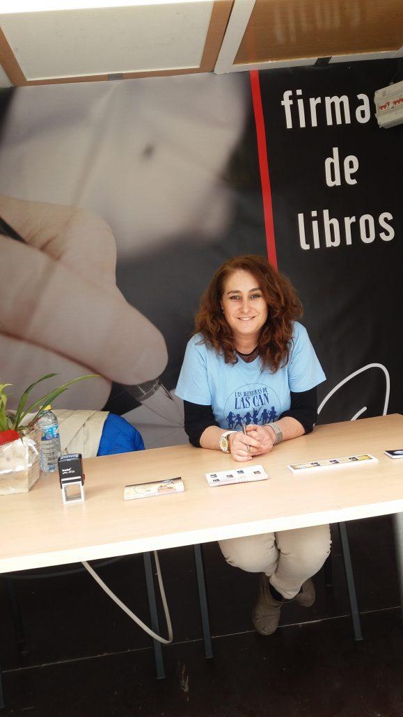Las Can de Mary Carmen Delgado Barranquero visitan Apublicar