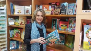 Eva Braojos y Maran Cat en Apublicar
